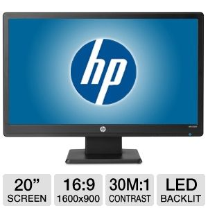 "HP LED 20"" LV2011"