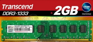 Transcend DDR3 2GB/1333